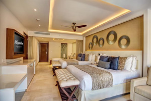 Diamond Club Luxury Suite  - Hideaway at Royalton Riviera Cancun - All Inclusive
